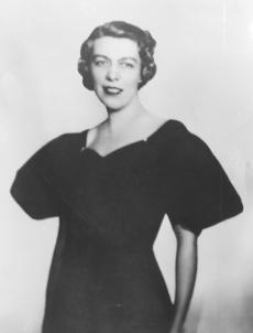 Marjorie Hillis in 1936